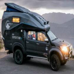 Toyota Hilux Expedition: Vídeo revela essa Picape Camper dos sonhos