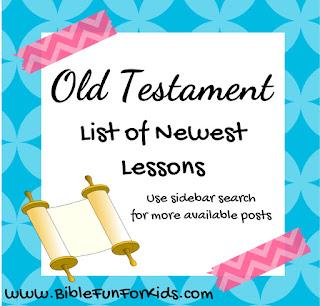 http://www.biblefunforkids.com/2014/03/old-testament-people-lesson-list-links.html