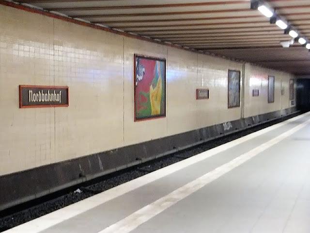 Nordbahnhof, Estación Fantasma, Berlin, Alemania, Elisa N, Blog Viajes, Lifestyle, Travel, TravelBlogger, Blog Turismo, Viajes, Fotos, Blog LifeStyle, Elisa Argentina