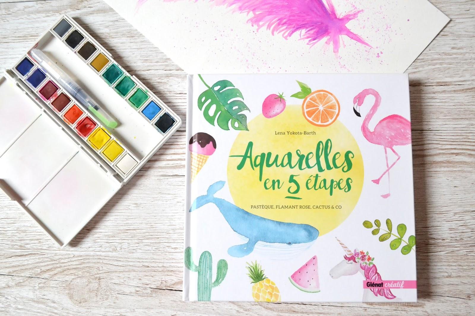 Blog L Univers De Mel Comment Debuter En Aquarelle Mon Experience