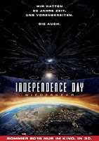 Kinoplakat zu Independence Day 2