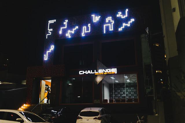 Challenge Rom - escape game em Campinas
