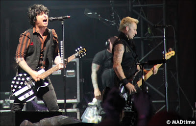 Green Day en Mad Cool