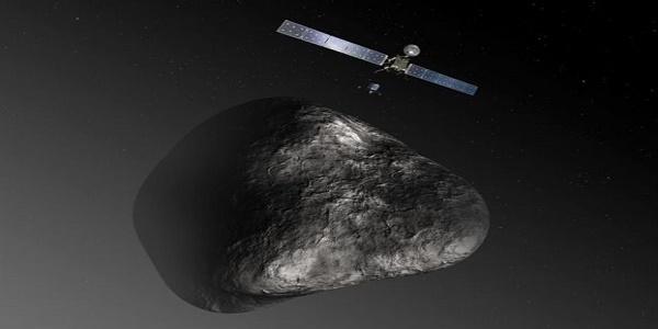 Στις 30 Σεπτεμβρίου το δραματικό φινάλε της αποστολής Rosetta