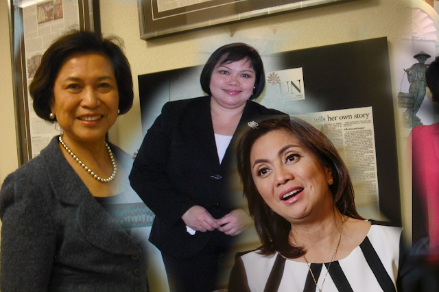Miriam Santiago's sister shades Leni, asks Loida Lewis for daughter's scholarship