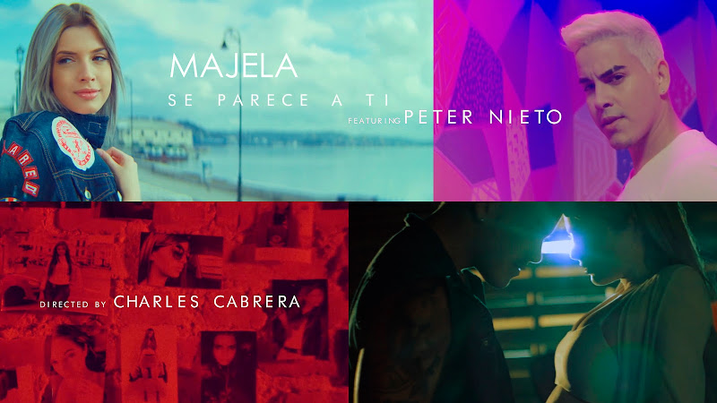 Majela Rodríguez - Peter Nieto - ¨Se parece a ti¨ - Videoclip - Dirección: Charles Cabrera. Portal del Vídeo Clip Cubano