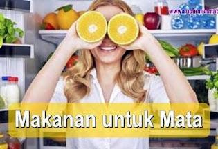 makanan terbaik untuk gejala penyakit mata