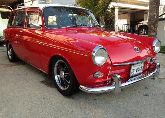 1968 Volkswagen Type 3 Squareback: 1968 Squareback VW Type 3 For Sale