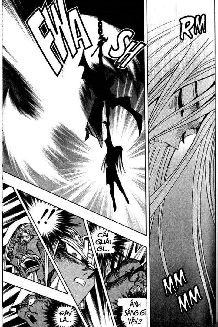 YUGI-OH! chap 310 - rồng trắng mắt xanh xuất hiện trang 17