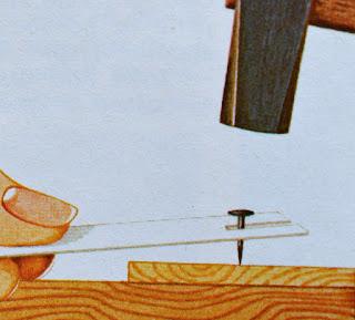 inchiodare il legno