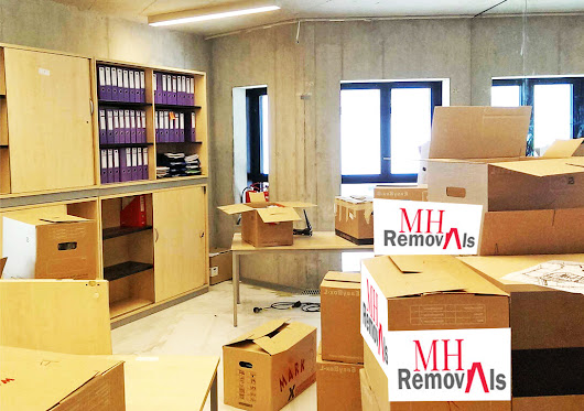 The Professional Office Removal Services in London