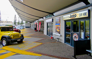 Jeepz Car Hire Front of Store Image