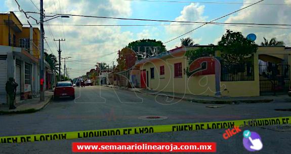 Policía detuvo a 4 sospechosos de asesinato. La víctima fue baleada y luego falleció en el hospital