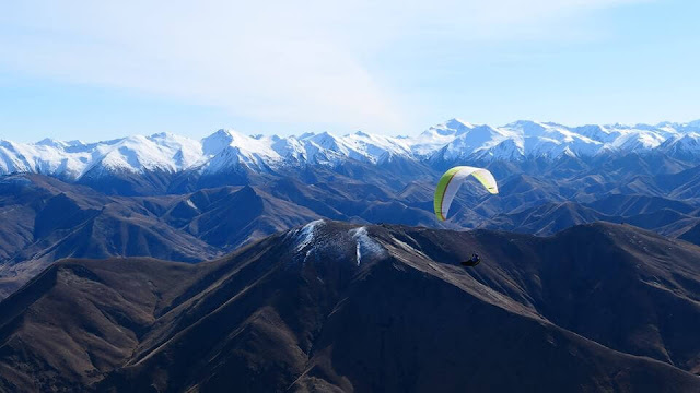Paragliding Championship South New Zealand 2018