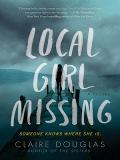 Local Girl Missing by Claire Douglas book cover