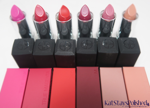 Studio Gear Velvety Matte Lipstick | Kat Stays Polished