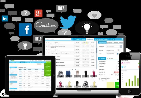 Các giải pháp hỗ trợ phần mềm website quản lý bán hàng đa cấp