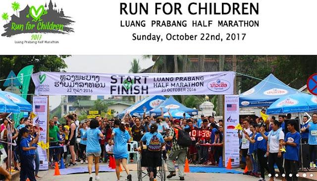 Registration is Open for Luangprabang Half Marathon