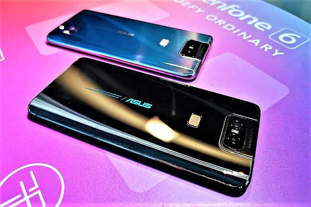 smartphone has been launched every bit the novel as well as latest flagship killer inwards Kingdom of Spain every bit the Asus Ze Asus Zenfone half dozen latest flagship killer launched