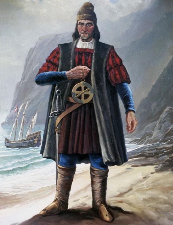 Bartolomeu Dias - Portuguese Explorer