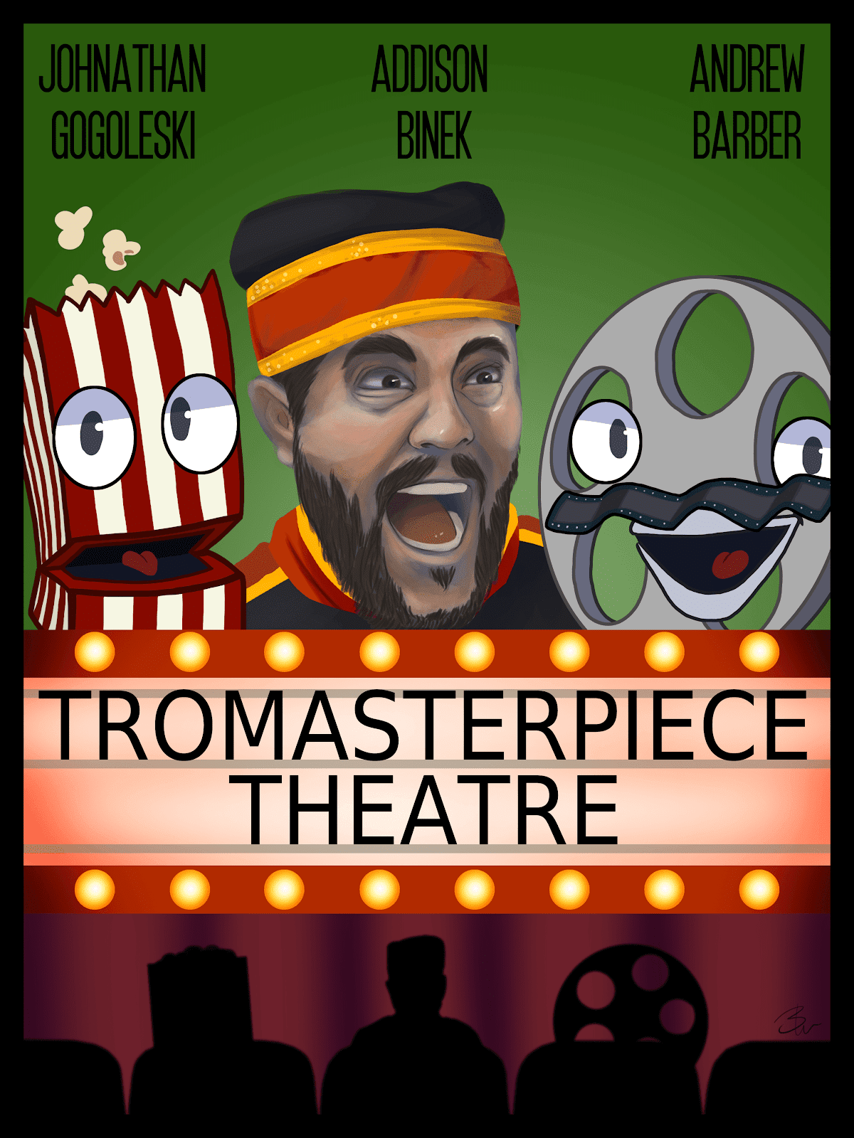 JABproducts/Tromasterpiece Theatre