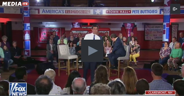 Pete Buttigieg Gets Standing Ovation at End of Fox News Town Hall