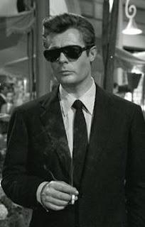Mastroianni starred in Fellini's iconic movie La Dolce Vita