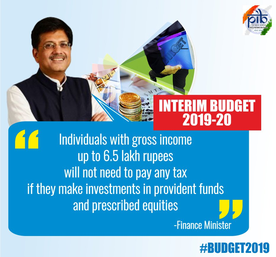 Avatar 2 Budget In Indian Rupees: Budget 2019-20: No Tax Upto Rs.5 Lakh, 1.5 Lakh For Saving