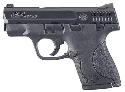 Pistol Smith & Wesson M&P Shield 9mm / .40 S&W