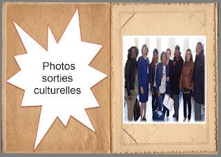 Photos Sorties Culturelles