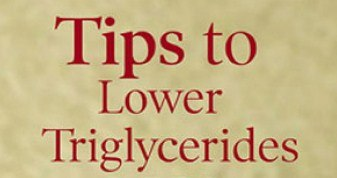 Tips to Lower Triglycerides Without Medication