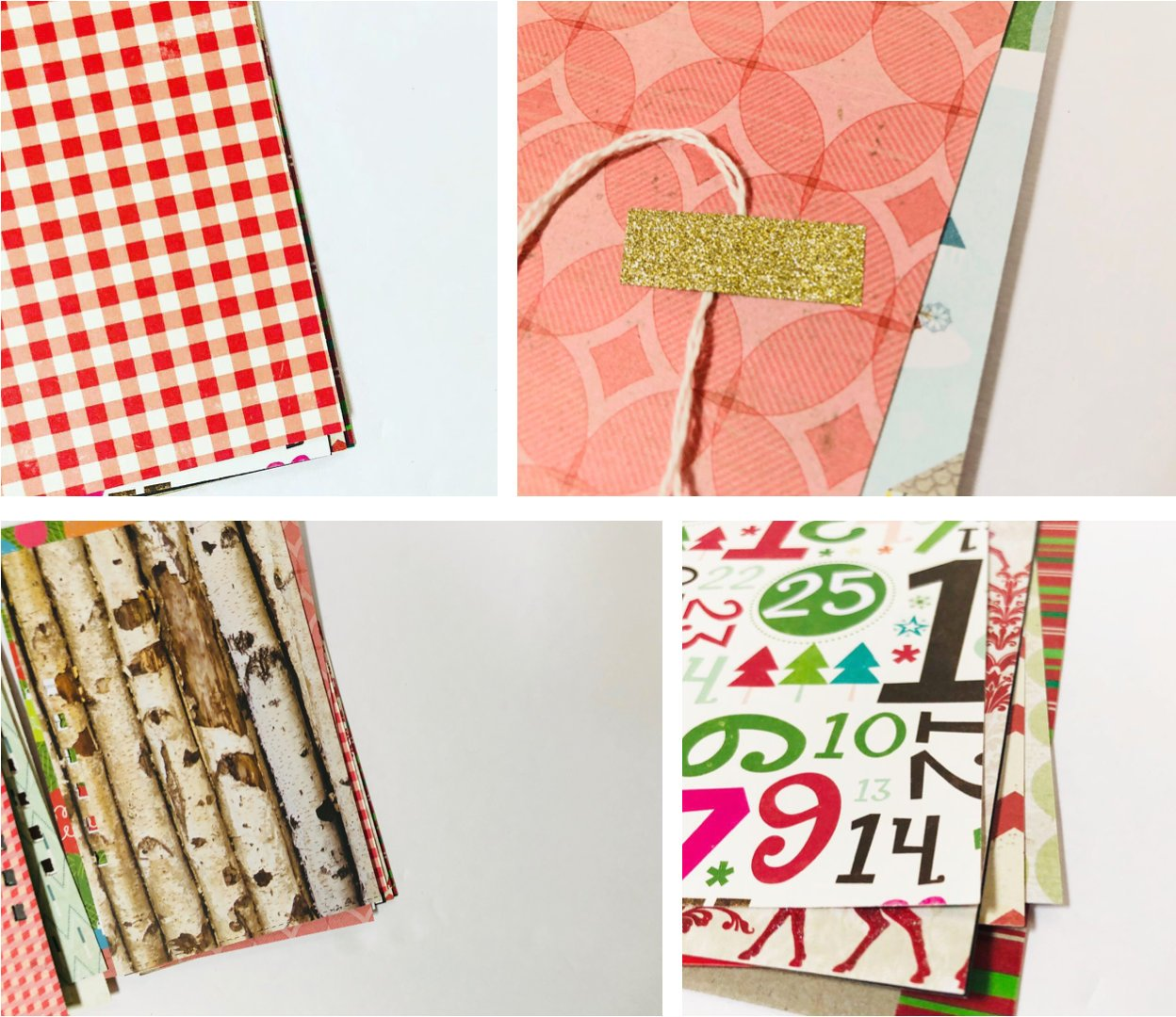 #30 Days of Lists #December Daily #I Love It All #memory keeping #scrapbooking