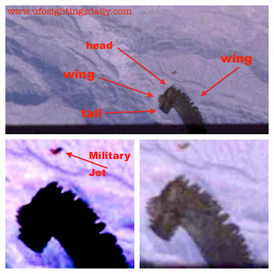 Ufo Sightings Daily Ufo Investigates Nasa Orbiter While