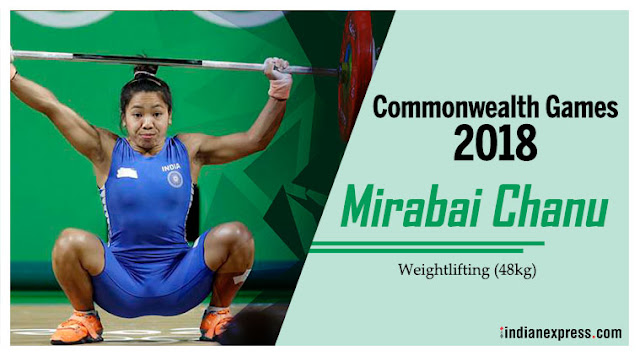 commonwealth-games-2018-mirabai-chanu-clinches-weightlifting-gold-in-record-breaking