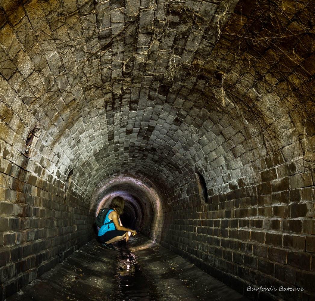 Brisbane Urbex: Burford's Batcave