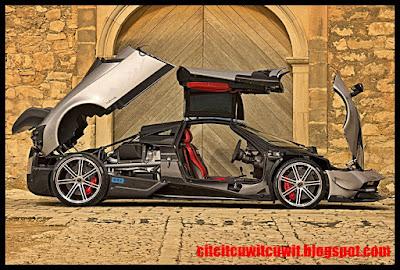 mobil termahal di dunia 2017 pagani huayra bc