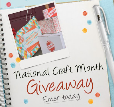 National Craft Month 2016 Craftsy