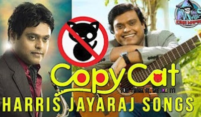 Harris Jayaraj CopyCat Songs Part – 1 | Cine Mafia