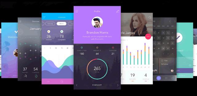 To-Do Mobile App UI Kit