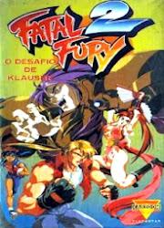 Fatal Fury 2: O Desafio de Krauser Dublado Online