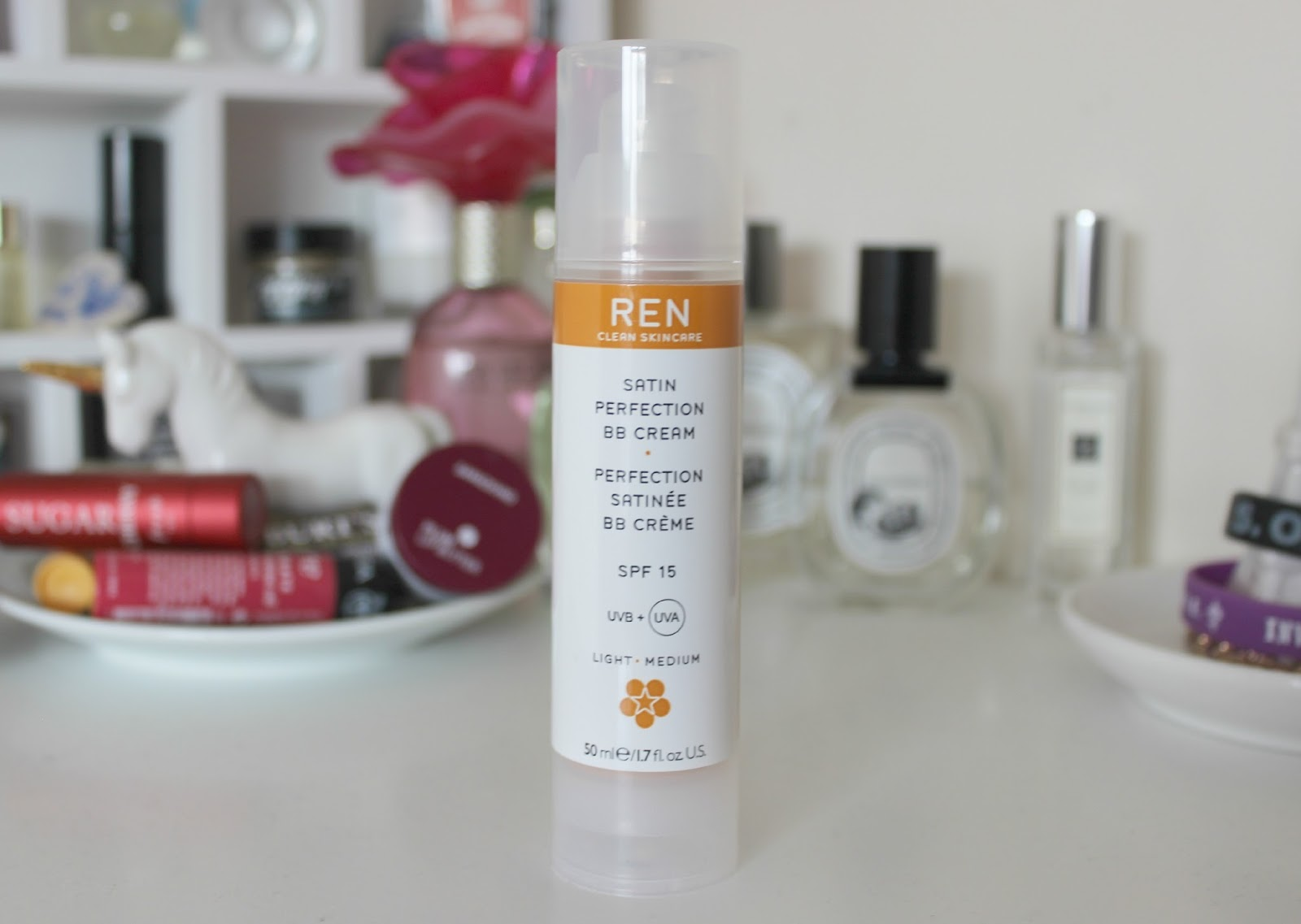 A picture of REN Satin Perfection BB Cream