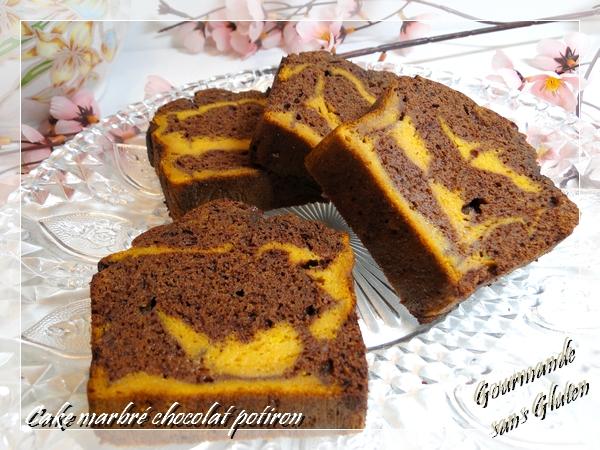 gourmande sans gluten cake marbr chocolat potiron. Black Bedroom Furniture Sets. Home Design Ideas