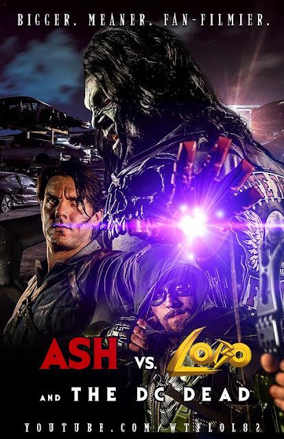 Ash vs. Lobo and the DC Dead (2016) ταινιες online seires xrysoi greek subs