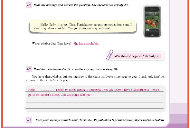 9. Sınıf Yıldırım Yayınları İngilizce A1.2 Ders Kitabı 33. Sayfa Cevapları Theme 2 Personality and Character