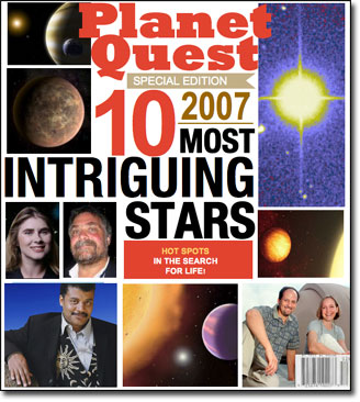 Hidden Unseen: 10 Most Intriguing Stars in the Universe