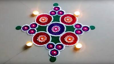Deepawali Rangoli