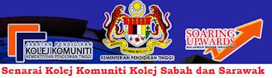 Semakan Senarai Kolej Komuniti Di Sabah Dan Sarawak Alamat Lengkap Nombor Telefon Dan Email Mypendidikanmalaysia Com