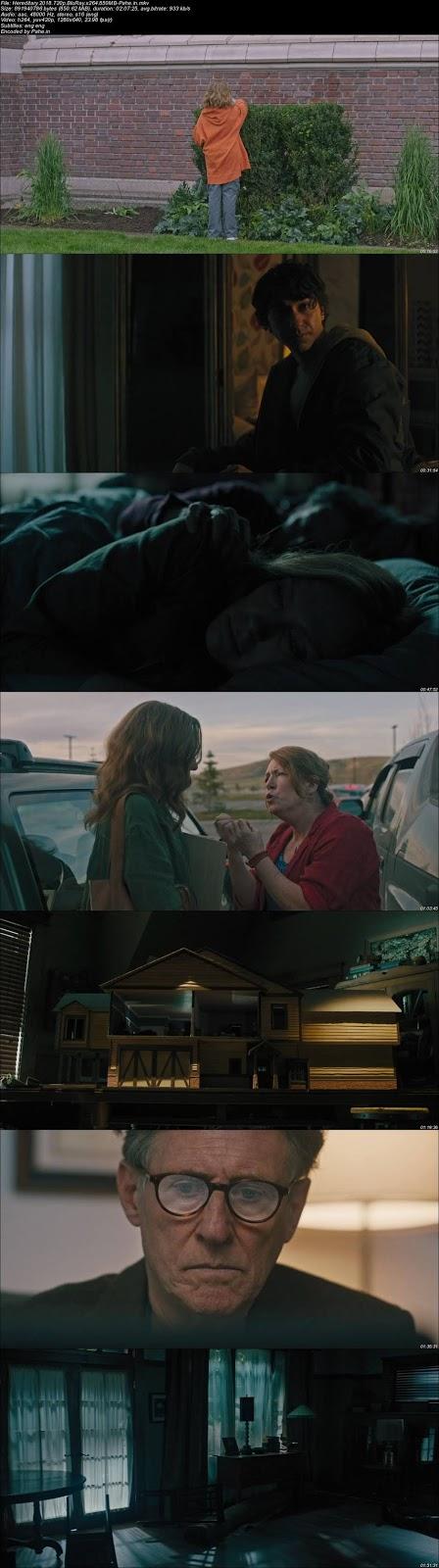 Hereditary (2018) English 480p 720p BRRip Download - Film4me