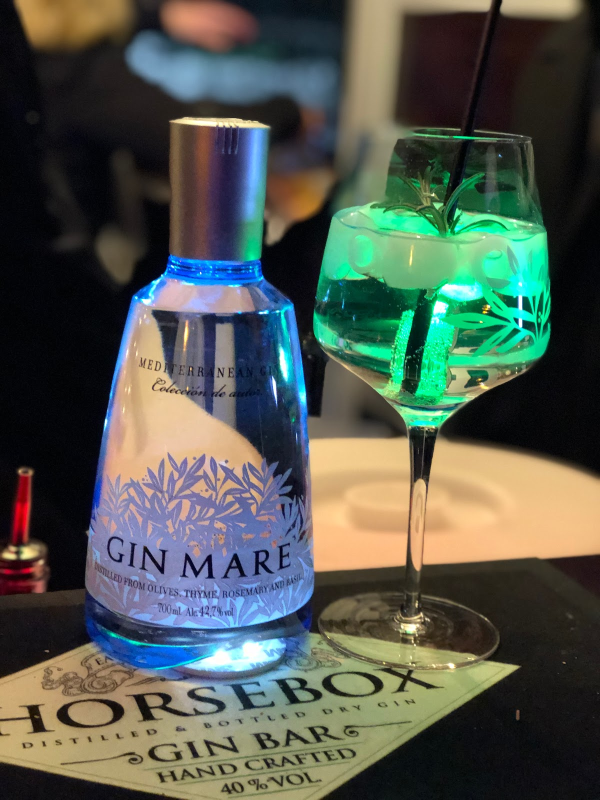 Gin Mare, Thomas Henry, Gin Tonic, 4 Gin and Drinks, Horseboxbar, Event-Bar, mobile Bar, Bayern, Garmisch-Partenkirchen, Gin-Bar, Oberammergau, König-Ludwig-Lauf by Uschi Glas 4 weddings and events
