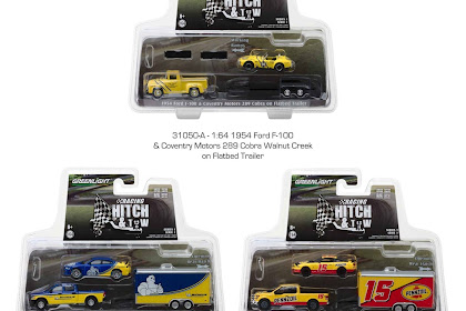 Greenlight Racing Hitch And Tow Series 1